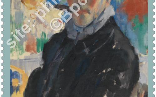 22 augustus: Rik Wouters ('Zelfportret' (1913))