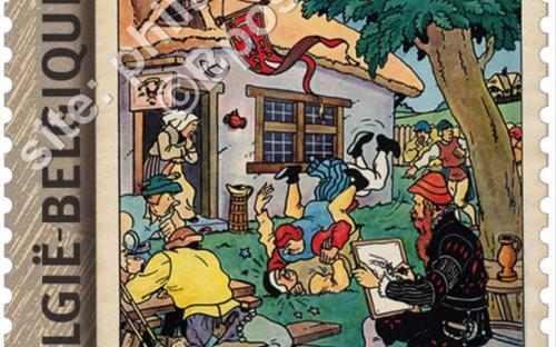 22 augustus: 70 jaar Weekblad Kuifje / Journal Tintin 5