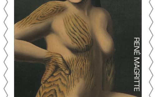 8 september: René Magritte, zegel 6