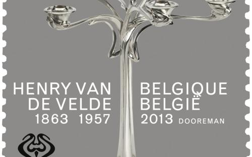 13 september: 150e verjaardag van de geboorte van Henry Van De Velde