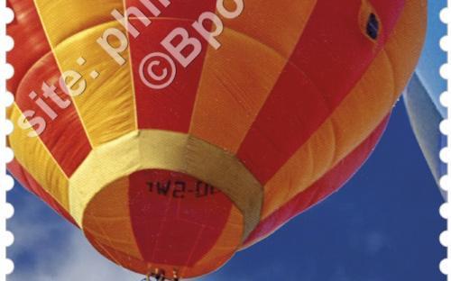 7 september: Luchtballonnen (Rode ballon)
