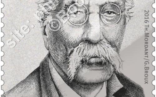 24 oktober: Belgische Nobelprijswinnaars, Henri La Fontaine
