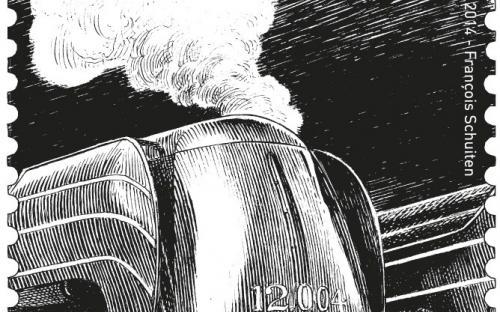 6 oktober: De wereld van de trein