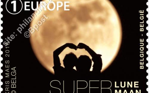 24 oktober: Supermaan 2