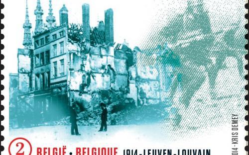 6 oktober: De groote Oorlog (1914 Leuven)