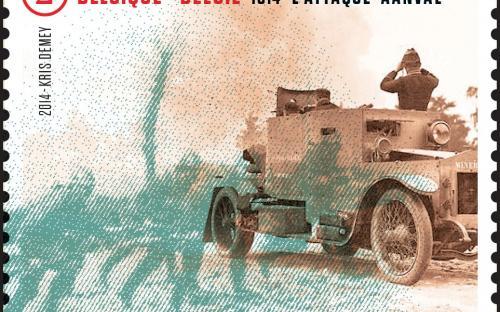 6 oktober: De groote Oorlog (Aanval)