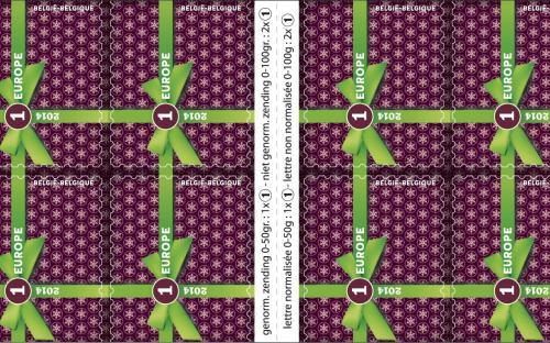 27 oktober: Kerstmis Internationaal (postzegelboekje)