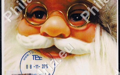 8 november: BE-1: Kerstmis 2015 (FDCa)