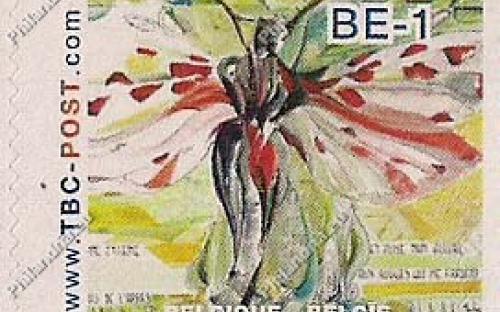 BE-1 (€0.67) - Insecten, Monoloog van de Zygene