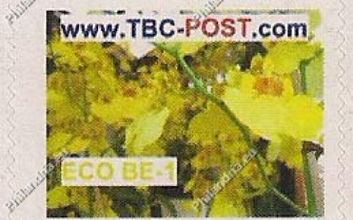 ECO BE-1 (€0.63) - Keukenhof, Orchidee Oncidium