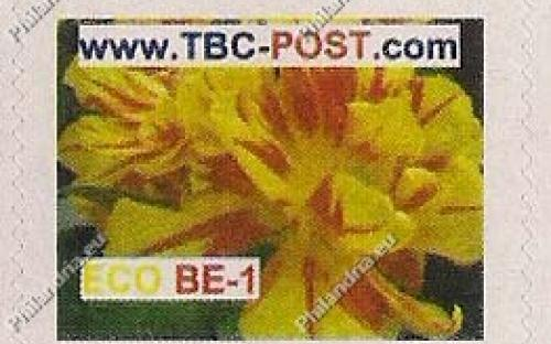 ECO BE-1 (€0.63) - Keukenhof, Tulipa Monsella
