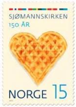 150 jaar Noorse Kerk in het Buitenland