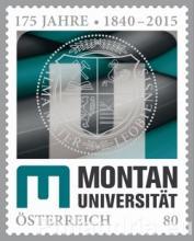 """Oostenrijk - 175e verjaardag van de """"Montan Universiteit Leoben"""""""