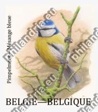 België - Verkoop van een niet-aangenomen ontwerp op Antwerpfila 2015
