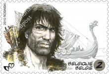 België - Bpost, Jeudfilatelie: De Saga van Thorgal