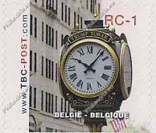 België: TBC-Post - NIEUW: RC-1, Trump Tower Clock