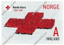 Noorwegen: 150 jaar Rode Kruis Noorwegen
